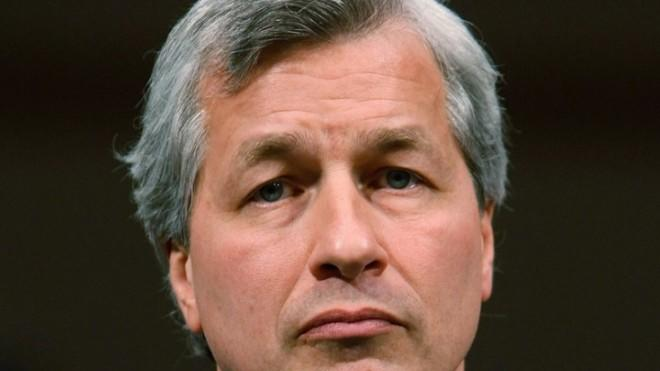 It's a sad day for Jamie Dimon's wallet.