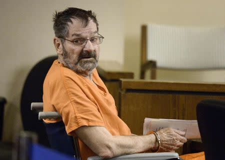White supremacist admits to three Kansas murders, seeks acquittal