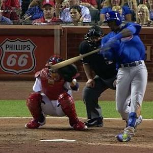 Soler's two-homer night