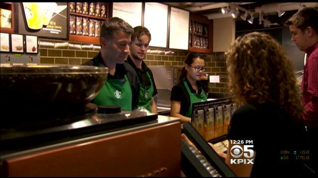 Starbucks Offering Wireless Charging Stations At 200 San Francisco Stores