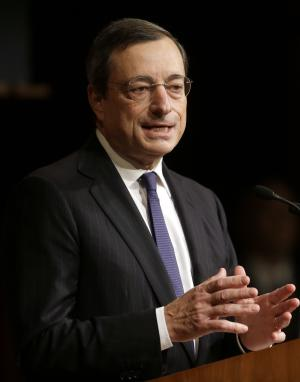 Draghi: World doesn't believe US will default