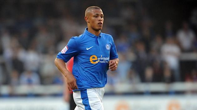 Jonson Clarke-Harris has joined Bury on loan
