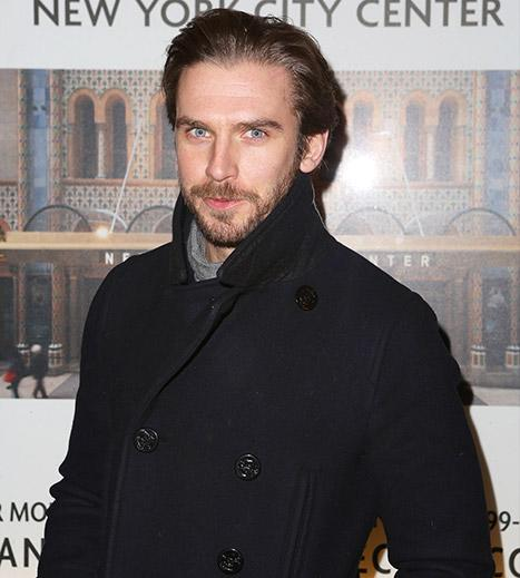 Dan Stevens to Play the Beast Alongside Emma Watson in Disney's Live-Action Beauty and the Beast
