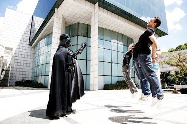 'Vadering' takes the Web by Force | The Sideshow - Yahoo News Vadering
