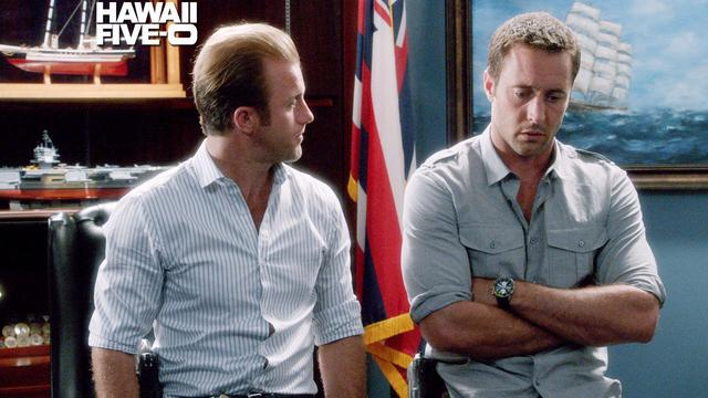 Hawaii Five-0 - Hands Up