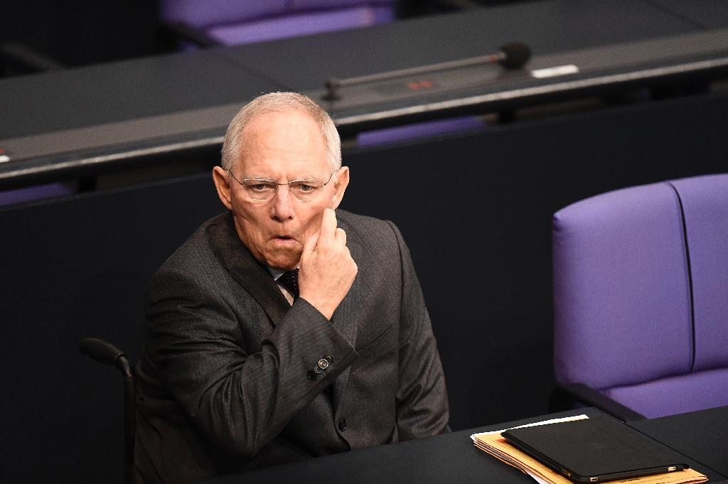Schaeuble says help for Greece no easy decision but necessary