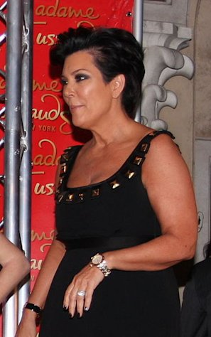 Kris Jenner is receiving quite a bit of flack over her Halloween costume!