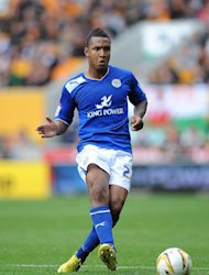 Liam Moore has been a first team regular for Leicester this season