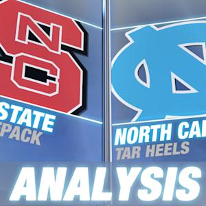 NC State Defense Vital in Win Over Rival UNC in Chapel Hill