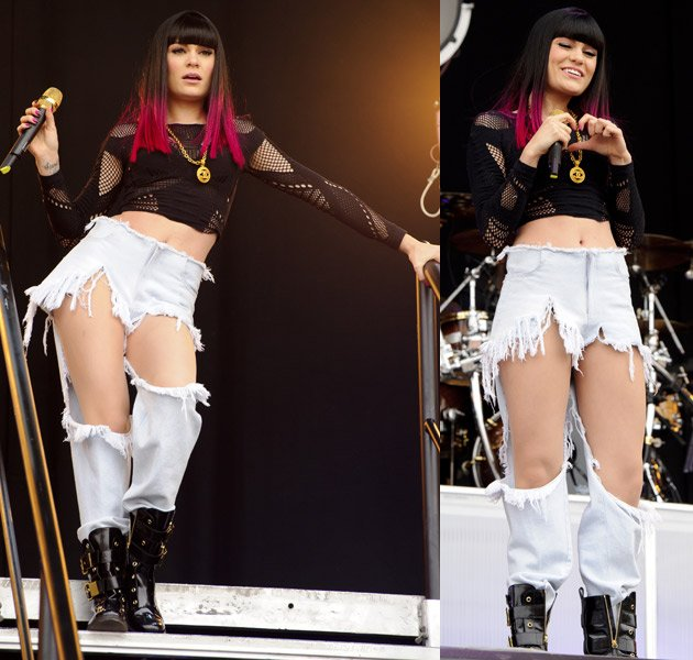 Jessie J, Isle Of Wight