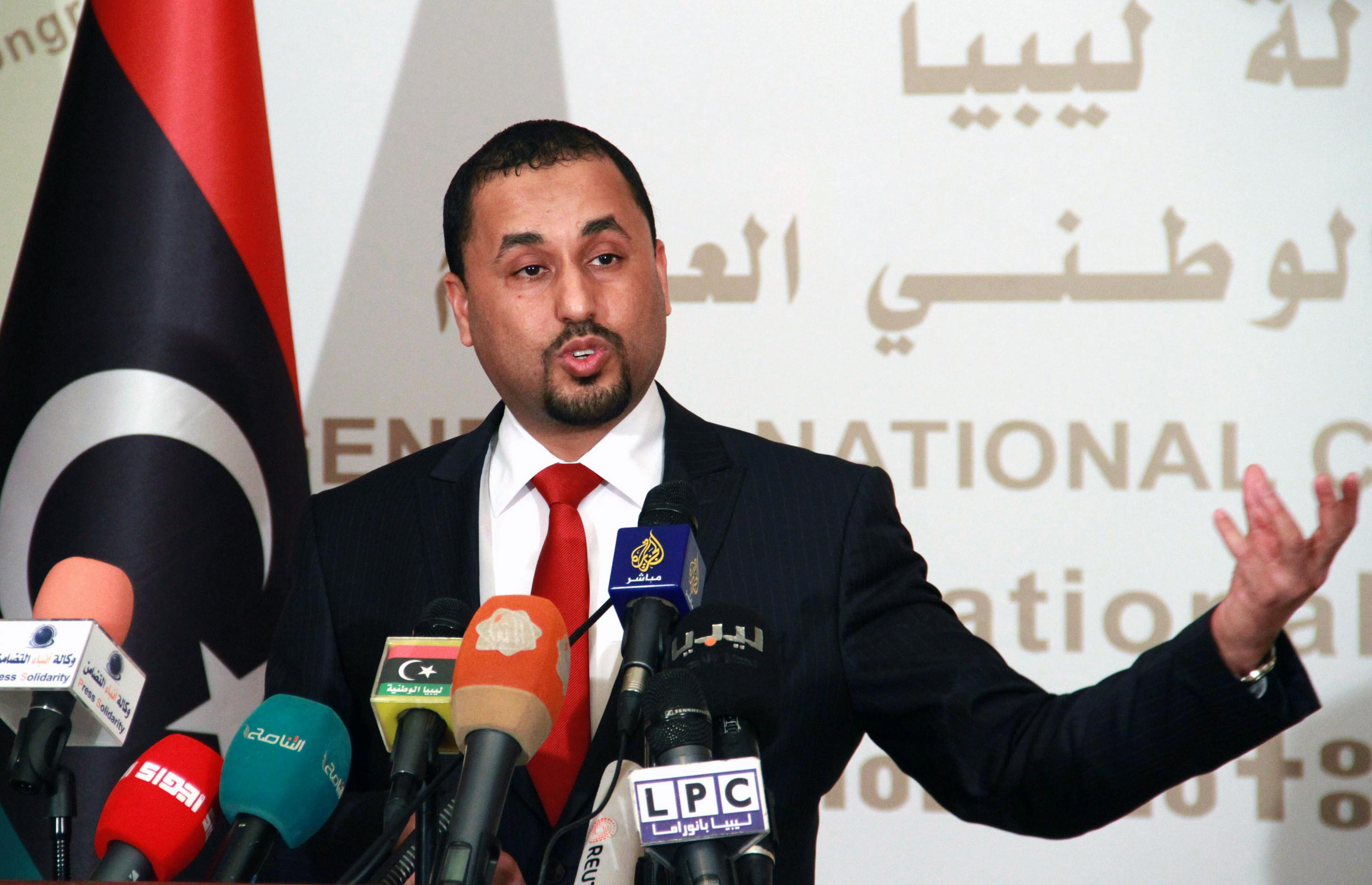 Tripoli rivals to join peace talks 'if held in Libya'