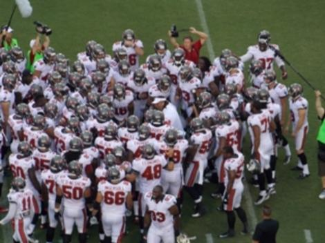 Warren Sapp Honored, as Rookie Mini-Camp Begins for Tampa Bay Bucs