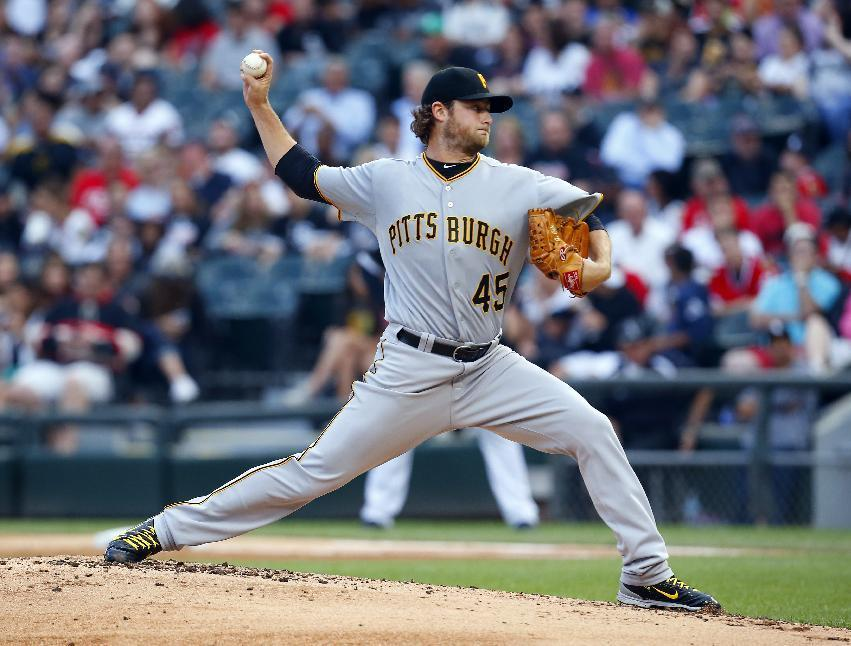 Gerrit Cole wins MLB-best 11th as Pirates top White Sox 3-2