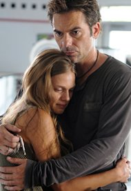 Tracy Spiridakos, Billy Burke | Photo Credits: Brownie Harris/NBC