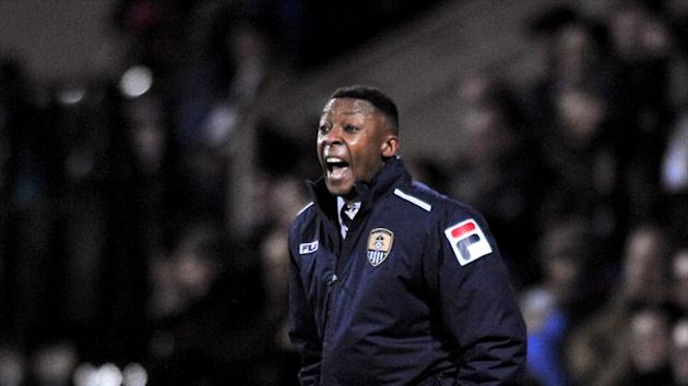 New boss Chris Kiwomya felt a lack of 'killer instinct' cost Notts County the win