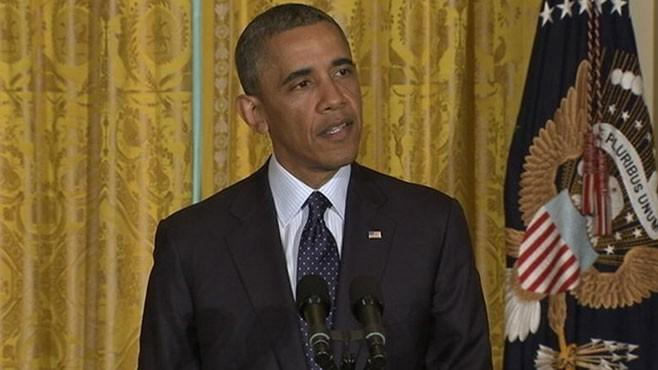 Obama: IRS 'Misconduct Is Inexcusable'