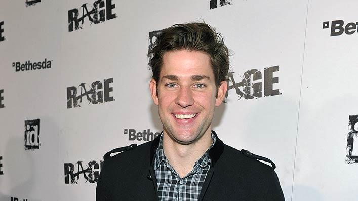 John Krasinski RAGE Party