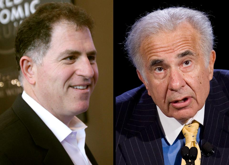 News Summary: Icahn still fighting Dell deal