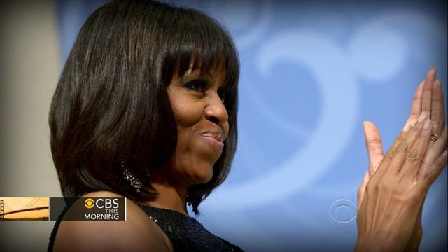 Eye Opener at 9: Eyes on Michelle's inaugural gown