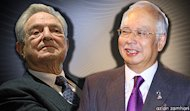 PM Najib met Soros in New York