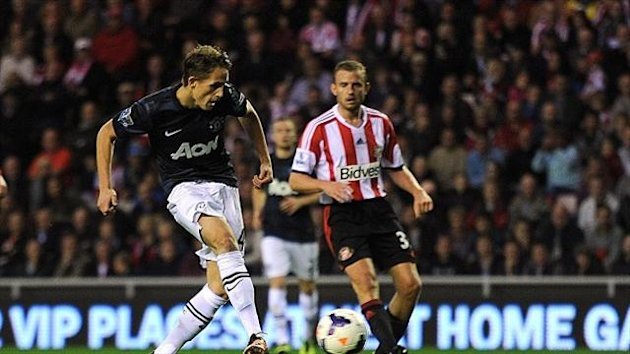 Adnan Januzaj is attracting interest from England boss Roy Hodgson