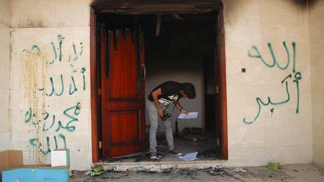 Independent review of Benghazi attack complete