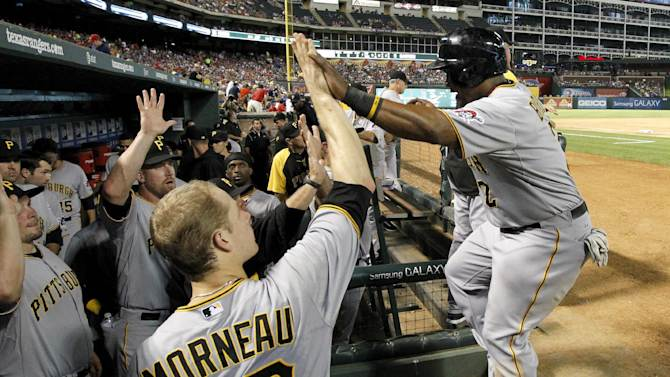 Pirates have first winning season in 2 decades