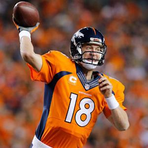 Week 8: Denver Broncos quarterback Peyton Manning highlights