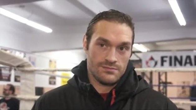 0405 Tyson Fury : next match