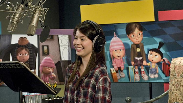 Despicable Me Universal Pictures 2010 Production Photos Miranda Cosgrove