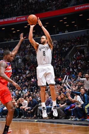 Williams' 11 3s, 42 points lead Nets past Wizards