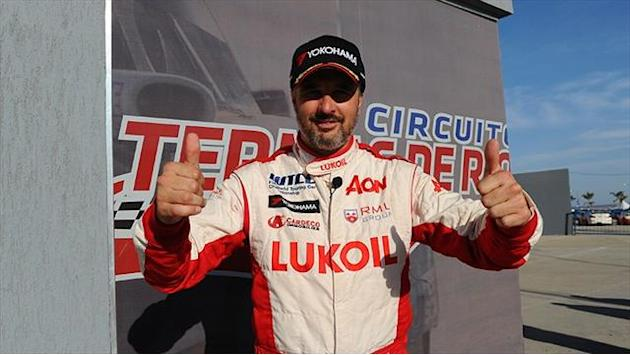 WTCC - Another pole for Muller in Argentina