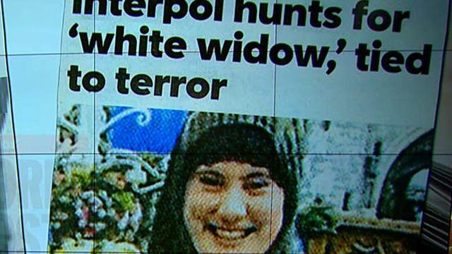 "Who is the ""White Widow"" terrorist?"
