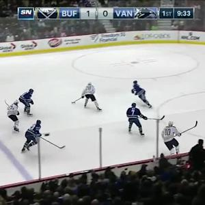 Buffalo Sabres at Vancouver Canucks - 01/30/2015