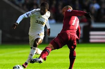 Swansea 1-0 Newcastle: Moore leaves it late for Laudrup's cup heroes