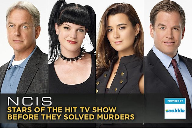 'NCIS' Cast: Before They Were …