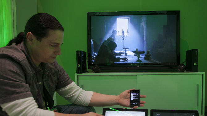 News Summary: Games on multiple screens at E3