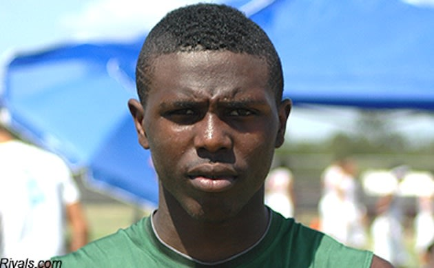 Prosper wide receiver Darius Hunter &#x002014; Rivals.com