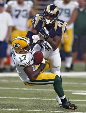 Pack rookie WR Adams hopes to help replace Jones