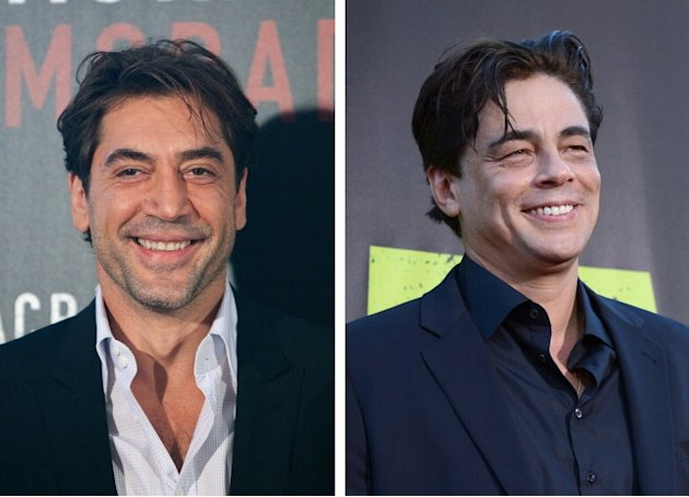 Javier Bardem or Benicio del Toro?