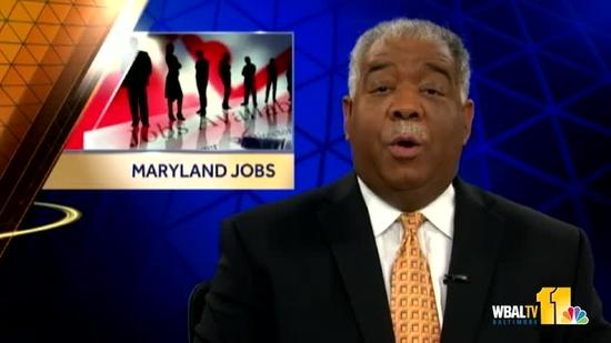 Maryland's unemployment rate at 7%