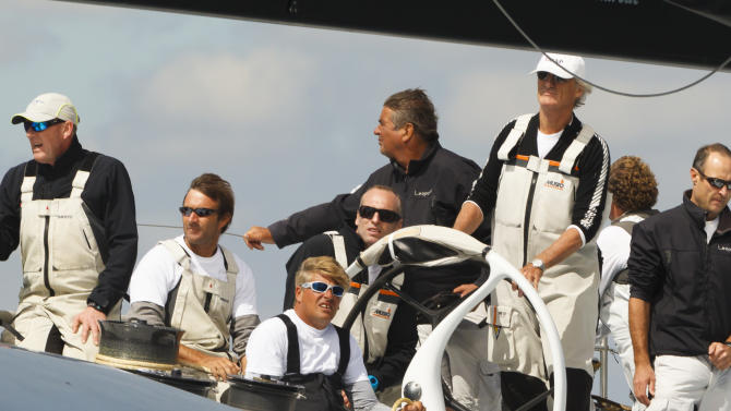Sailing - 45th Rolex Fastnet Race - Cowes