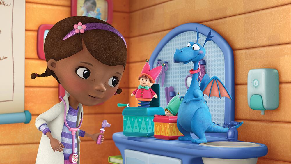 Hulu Gets Disney Junior's 'Doc McStuffins' in Exclusive SVOD Deal