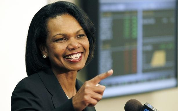 Is Condoleezza Rice Really Mitt's Veep Choice?