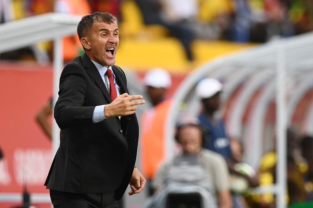 Uganda undone by stage fright - Sredojevic