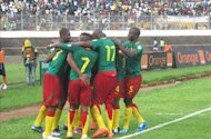 Cameroon 1-0 Guinea Bissau: The Indomitable Lions leap into next round of 2013 Afcon qualifying