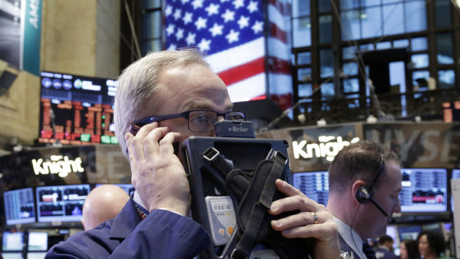 S&P 500 hits five-year high, extends rally