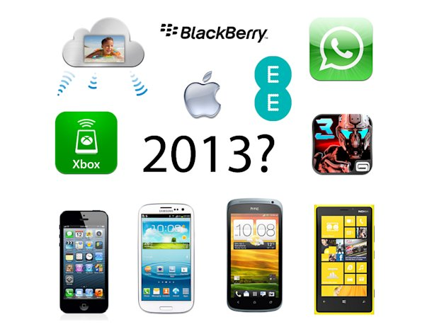 Next year will see bigger phones, the return of BlackBerry and a serious decline in texting. (Image: Recombu)