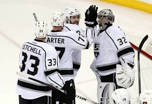 NHL: Stanley Cup Final-Los Angeles Kings at New York Rangers