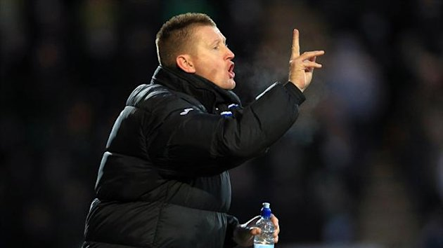 Steve Lomas insists his side have their own agenda to fulfill